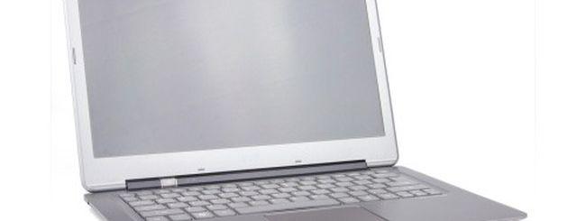 Acer Aspire S3: nuovo ultrabook con Core i7 e SSD da 240 GB