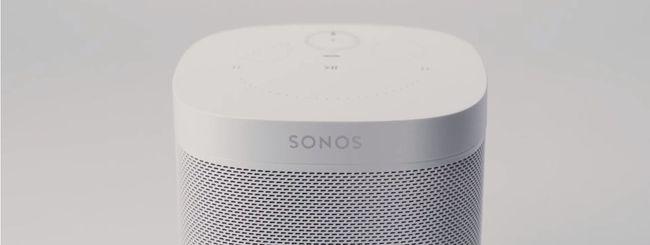 Sonos lancia il programma Trade Up