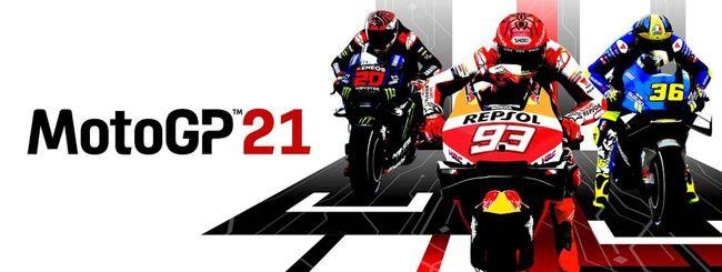 MotoGP 21, primo filmato mostra il gameplay del gioco