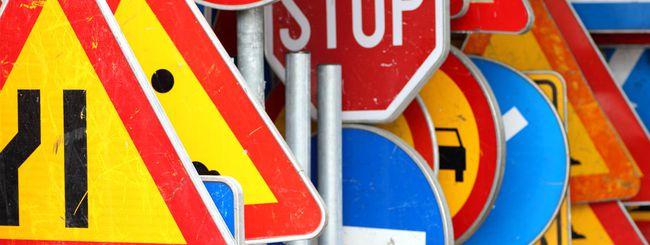 I segnali stradali del futuro