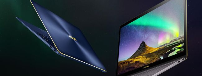 ASUS ZenBook 3 Deluxe disponibile in Italia