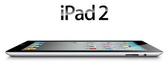Almeno 600.000 iPad 2 venduti nel weekend