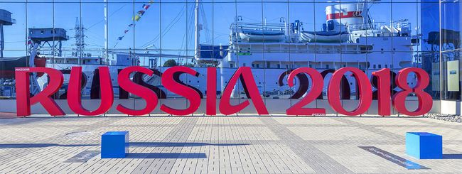 I mondiali di Russia in diretta su Google