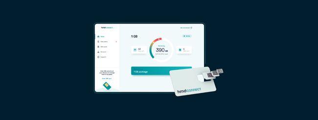 HMD Connect, servizio di roaming dati in 120 paesi