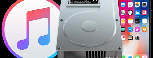 Cartella Backup iPhone: spostare i backup su hard disk esterno o chiavetta