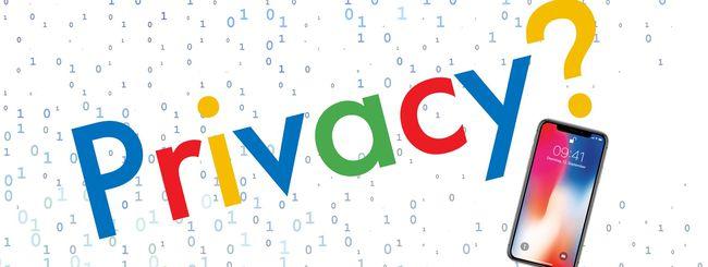 Più Privacy su iPhone: abilitare l'Auto-Cancellazione dei dati di Google