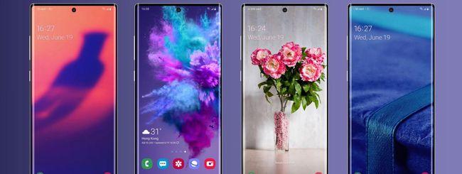 Samsung Galaxy Note 10, annuncio il 7 agosto