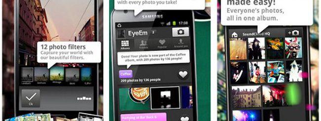 Le migliori applicazioni Android per il photo sharing