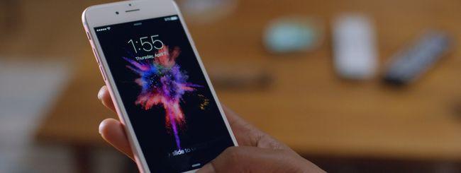 iPhone 6s, due nuovi spot su Touch ID e Video 4K