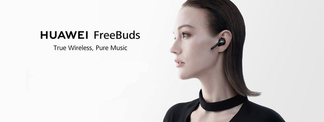 Huawei FreeBuds in regalo con P20 Pro
