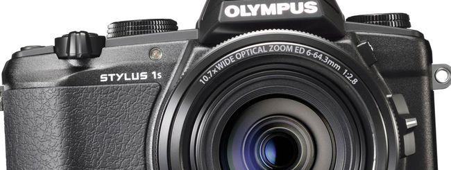 "Olympus Stylus 1s, la compatta ""all-in-one"""