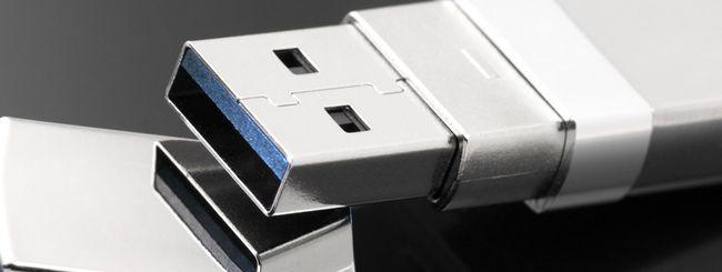 MWC 2019: presentato il nuovo standard USB 3.2