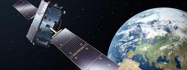 I Satelliti Galileo sono fuori uso da giorni