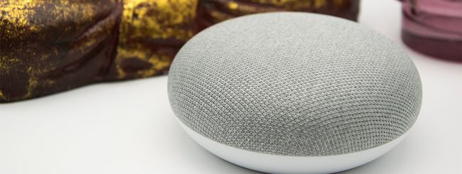Google Home e Home Mini da oggi in Italia
