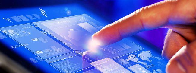 Microsoft ottiene un brevetto per il 3D Touch