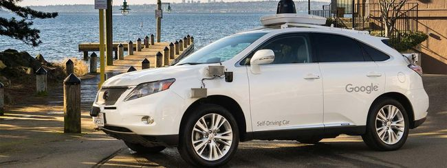 Google self-driving car sulle strade di Washington