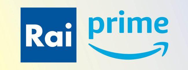 Amazon Prime Video: arriva l'accordo con Rai
