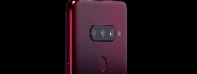 LG annuncerà uno smartphone 5G al MWC 2019