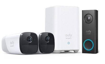 eufyCam 2 Pro + Video Doorbell 2K
