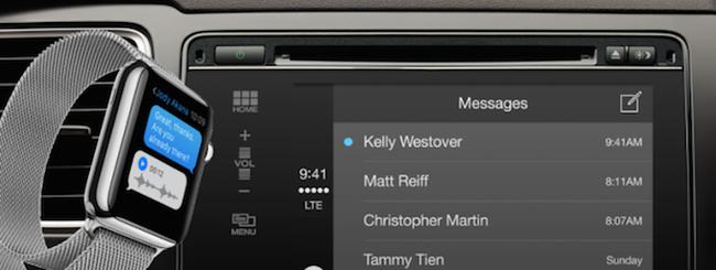 5 ragioni per cui Apple Watch potrebbe seppellire Apple CarPlay