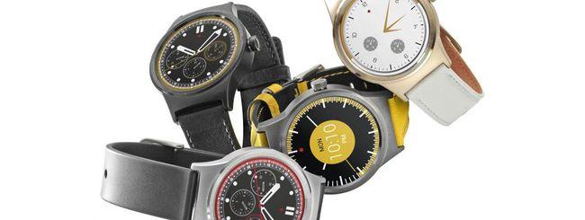 Alcatel Movetime, smartwatch economico
