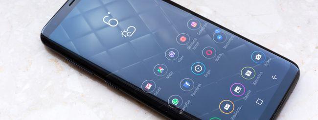 Smartphone: Samsung leader del mercato globale