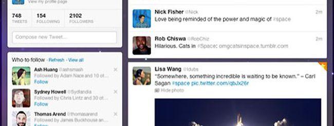 Nuovo Twitter: le scorciatoie da tastiera