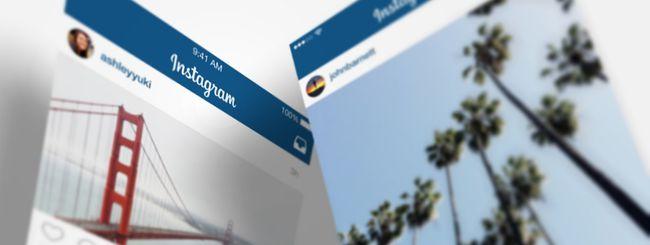 Instagram, non solo quadrato