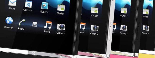 Sony Xperia P, U, Go e Sole: nuovo update ICS