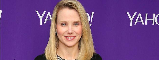 Yahoo, niente bonus milionario per Marissa Mayer