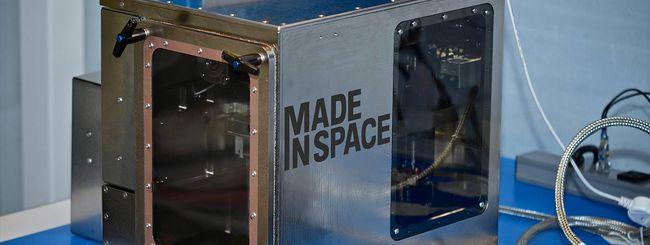 Una stampante 3D per la Stazione Spaziale