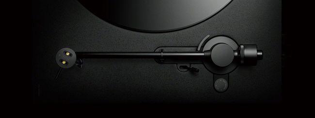 Giradischi Sony PS-HX500 provato in anteprima