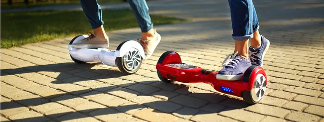 Black Friday Amazon, hoverboard in offerta