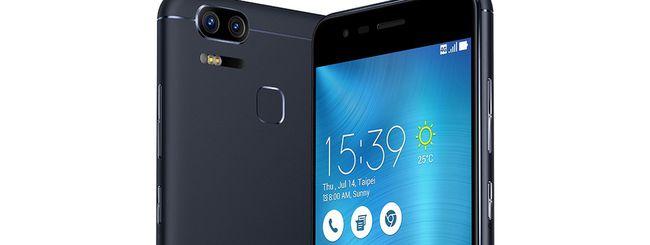 ASUS porta in Italia il nuovo ZenFone Zoom S