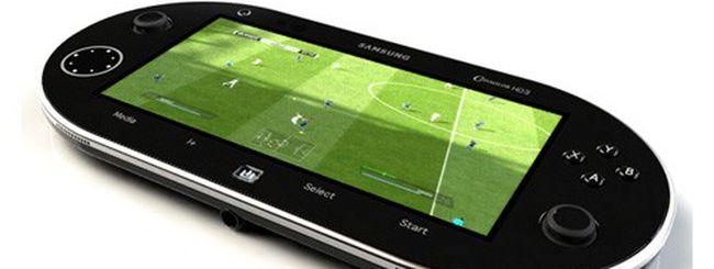 Samsung HD3 Game Console: Android per giocare