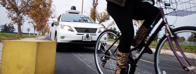 Waymo e self-driving car: 4M di miglia percorse