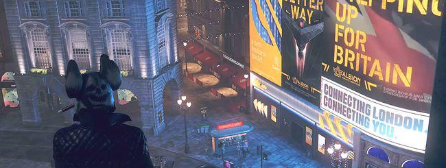Watch Dogs Legion, arriva l'hacking su Xbox Series X
