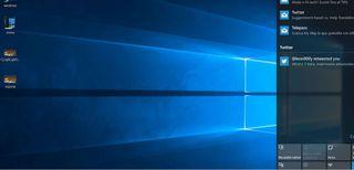 Windows 10, il nuovo Action Center