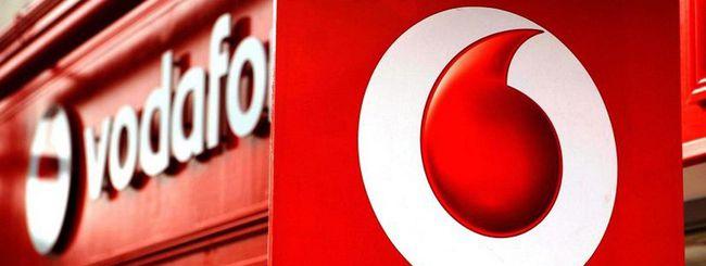 Vodafone possiede la rete 4G più estesa d'Europa