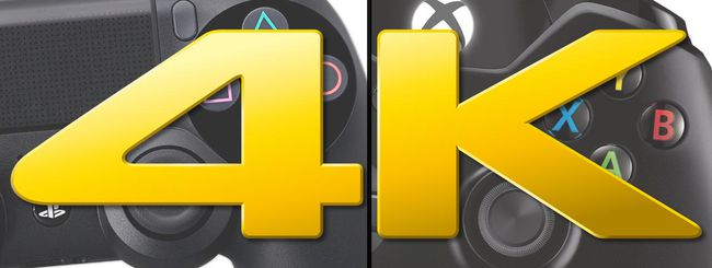 PlayStation 4 e Xbox One: giocare in Ultra HD
