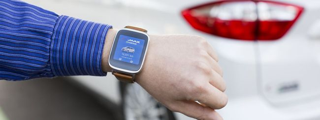 Ford annuncia MyFord Mobile per smartwatch