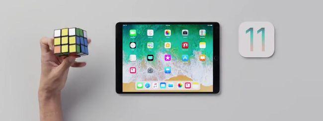 iOS 11, le novità per iPad e iPad Pro
