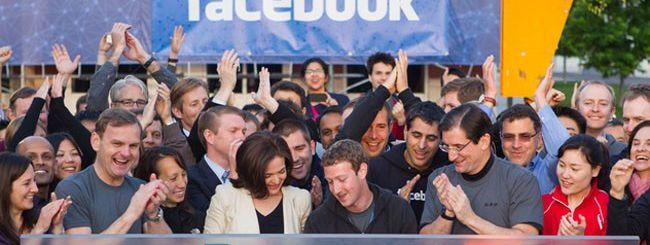 Di chi è Facebook?