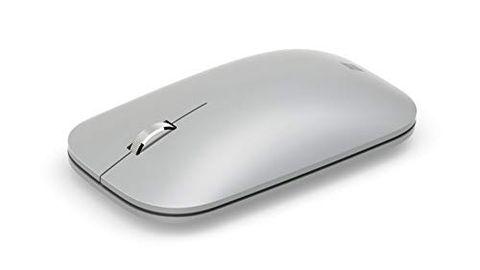 Microsoft Surface Mouse Mobile Wireless, Platino