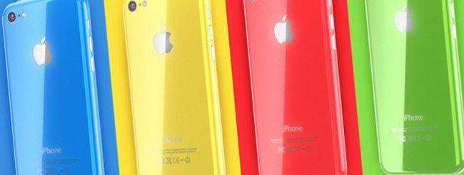 Colori di iPhone 5C