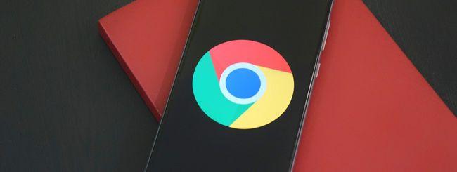Una vulnerabilità di Chrome facilita il phishing