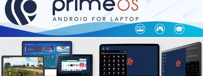 PrimeOS porta Android su PC e notebook