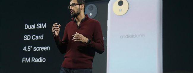 Il programma Android One non decolla