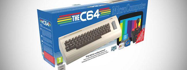 THE C64 torna a grandezza naturale: prezzo, uscita