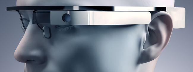 Un brevetto per gli ologrammi su Google Glass